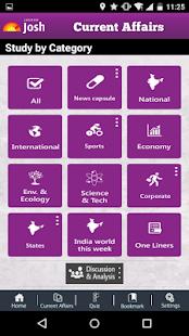 Current Affairs 2015- screenshot thumbnail