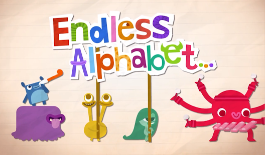 Endless Alphabet Screenshot