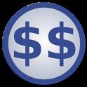 Income vs Expenses icon