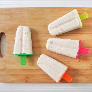 Coconut Popsicles (Dairy-Free, Sugar-Free, Vegan).