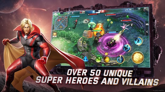 MARVEL Super War (Unlimited Money) 4