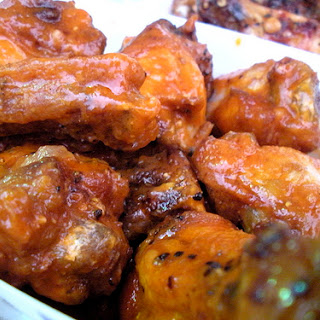 Chicken Wings in Teriyaki Sauce Crock Pot.