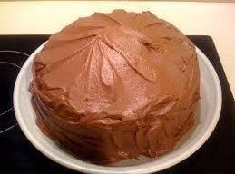 Homemade Moist Chocolate Cake Recipe
