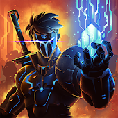 Heroes Infinity: God Warriors -Action RPG Strategy icon