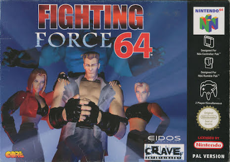 Fighting Force 64