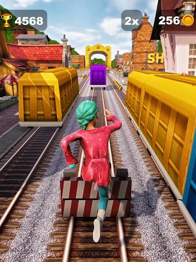 Royal Princess Subway Run 1.10 Screenshots 1