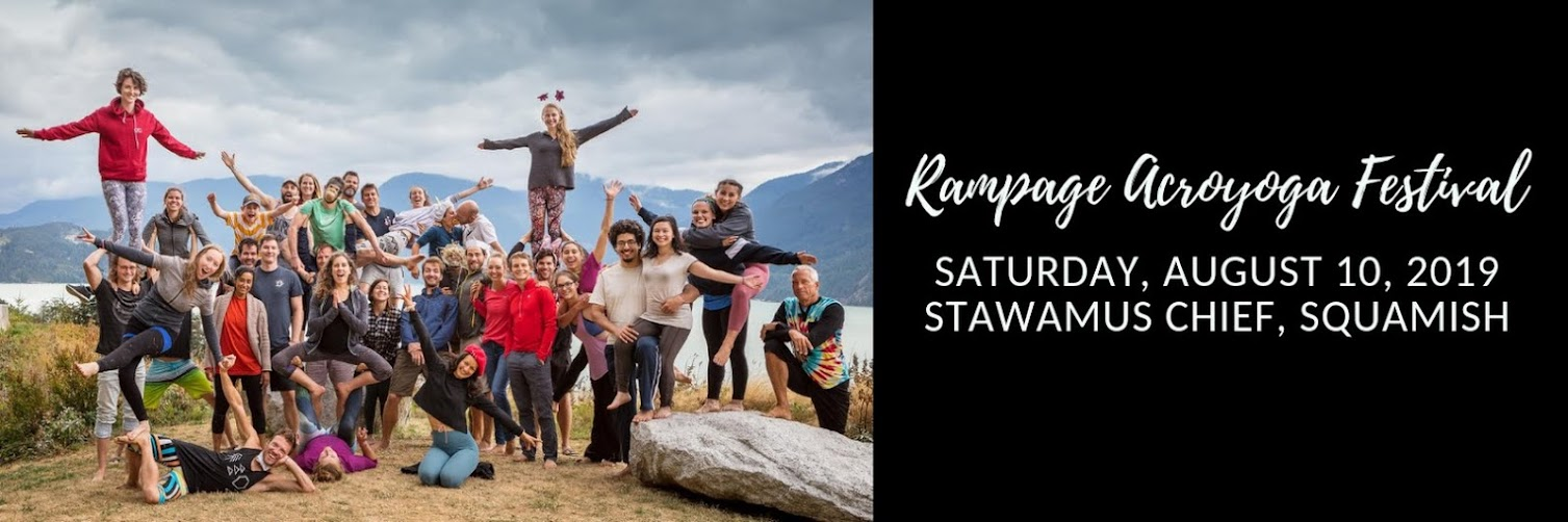 Rampage Acroyoga Festival