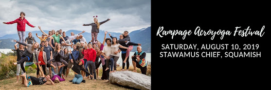 Rampage Acroyoga Festival