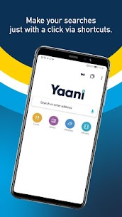 Yaani Turkey's Web Browser App Download For Android and iPhone 1