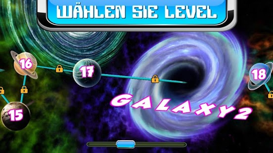 Arkanoid Galaxy HD 2018 Screenshot