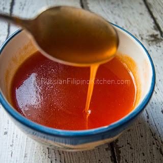 Sweet and Sour Dipping Sauce.