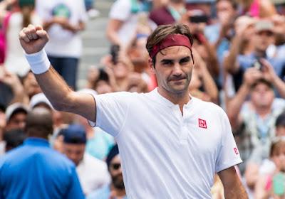 Roger Federer rebondit face à Thiem
