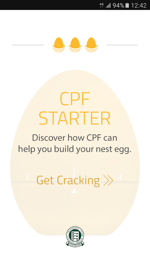 CPF Starter- screenshot
