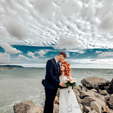 Wedding photographer Kseniya Voropaeva (voropusya91). Photo of 17.10.2017