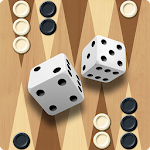 Backgammon King Icon