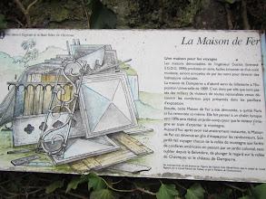 Photo: La Maison de Fer à Dampierre