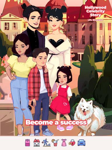 Hollywood Celebrity Story Life Simulator 1.2.5 screenshots 14