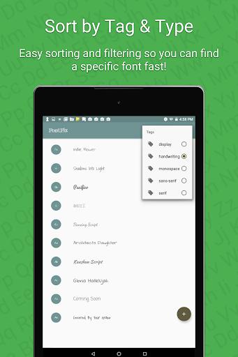 FontFix (Free) 4.4.5.0 screenshots 13