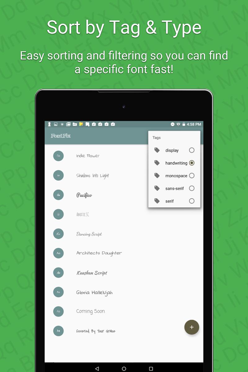 FontFix (Free) Screenshot 12