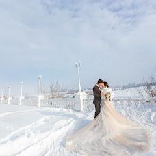 Wedding photographer Evgeniya Rossinskaya (EvgeniyaRoss). Photo of 15.01.2017