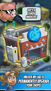 Tap Empire Idle Tycoon Tapper & Business Sim Game 2.5.22 MOD (Unlimited Gem) 4