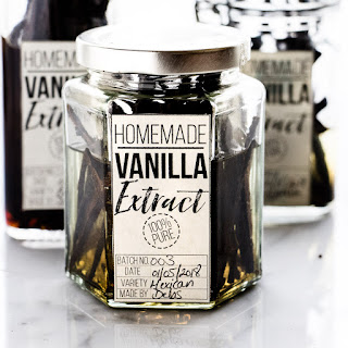 How To Make Homemade Vanilla Extract.