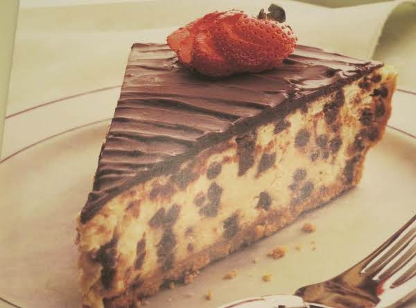 Chocolate Lover's Cheesepie