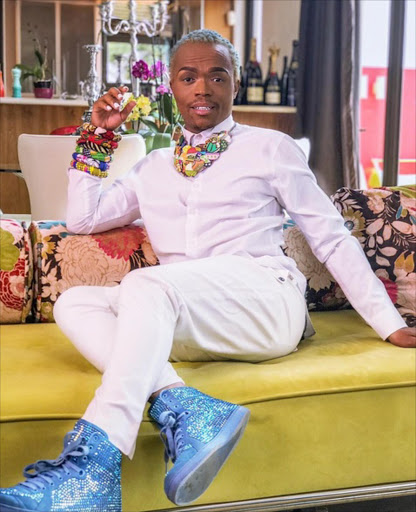 Somizi Mhlongo will host the 2018 Feather Awards.