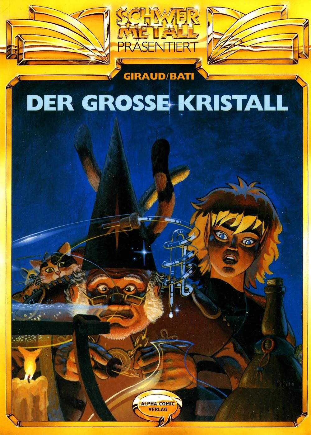 Schwermetall präsentiert (1986) - komplett