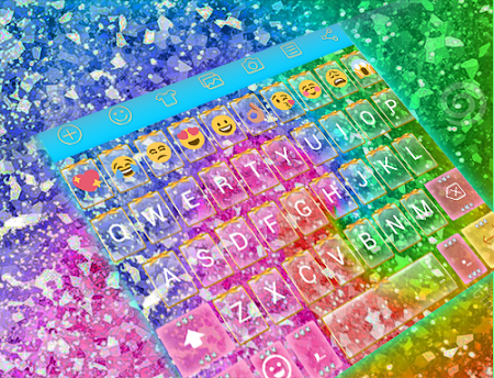 Flash Star Emoji Keyboard 1.0.2 screenshot 2086998