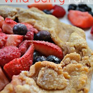 Wild Berry Desserts Recipes