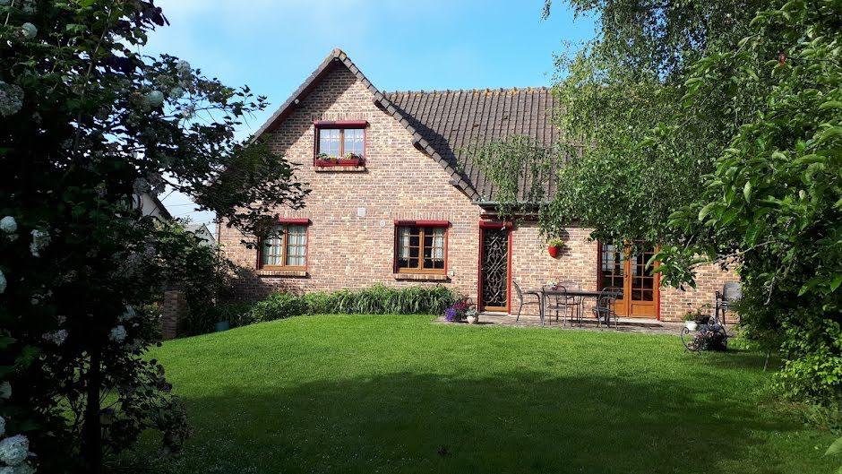 Vente maison 6 pièces 140 m² à Lamotte-Buleux (80150), 285 000 €