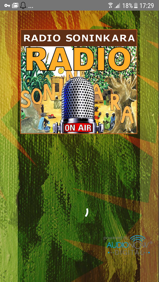 Radio Soninkara.com- screenshot