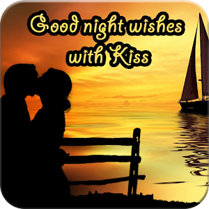 good night kiss images android apps on google play. Black Bedroom Furniture Sets. Home Design Ideas