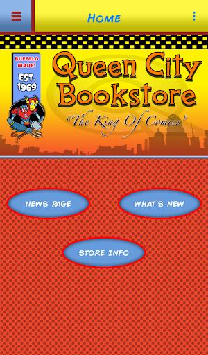 Queen City Comic Books