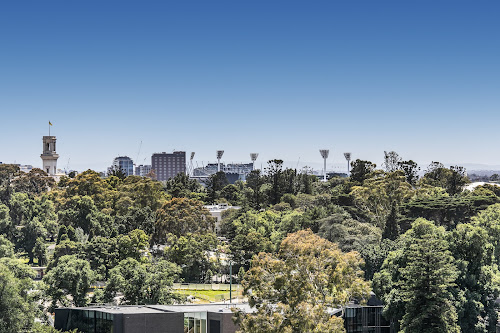 Photo of property at 142/416 St Kilda Road, Melbourne 3004