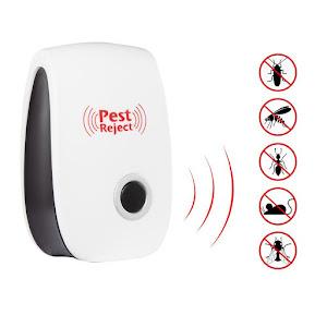 Set 6 x Dispozitiv antidaunatori Pest Reject Repeller Ultrasonic