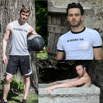"""Barihunks' Jack Michaels: """"We are in a golden age of baritones"""""""