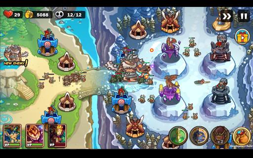 Kingdom Defense: Hero Legend TD (Tower Defense) 1.1.0 screenshots 15