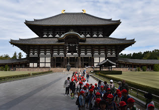 Photo: Nara - Todai-ji Temple