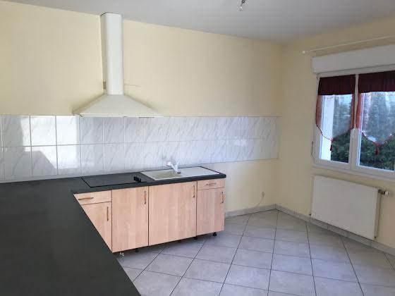 Vente appartement 2 pièces 65,55 m2