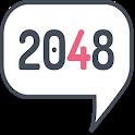 Level 2048 icon