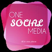 One Social - All Social Media In One App