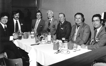 Photo: * , Nick Zrymiak, Peter MacGowan, Dave Minshall, Noel Kirby, Bernie Charbonneau, *