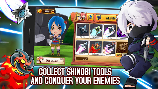 Shinobi.IO 0.014 screenshots 7