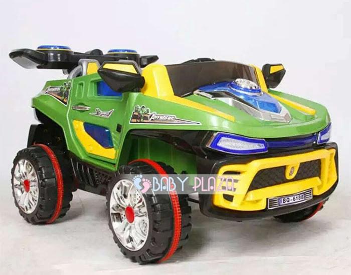 Xe hơi điện cho bé BQ-6188 2