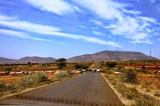 Photo: Heading to Arba Minch