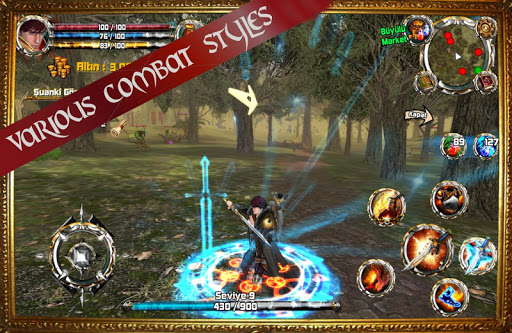 Kingdom Quest: Crimson Warden 0.14 screenshots 7