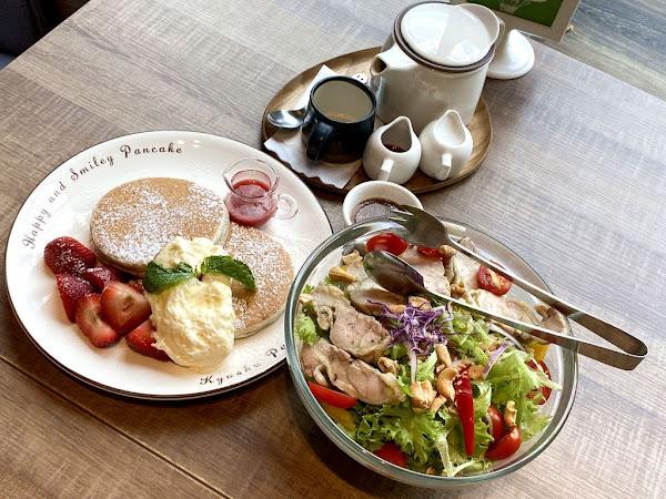 九州鬆餅Cafe 台北微風南山艾妥列店