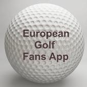 European Golf Fans App